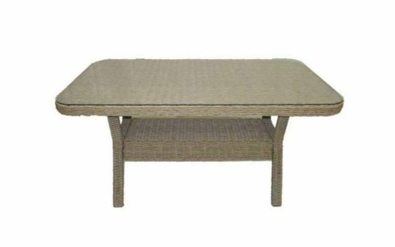 mesa de centro fibra