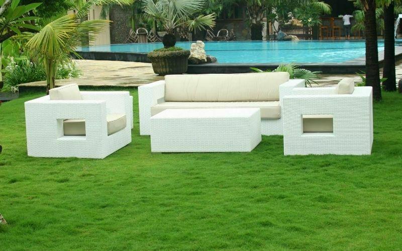 sofas jardin