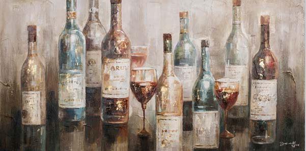Bodegón de Botellas
