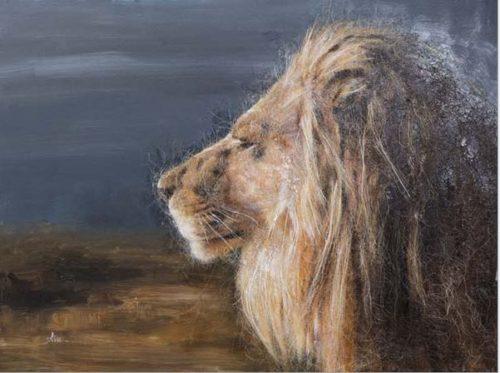Pintura de León
