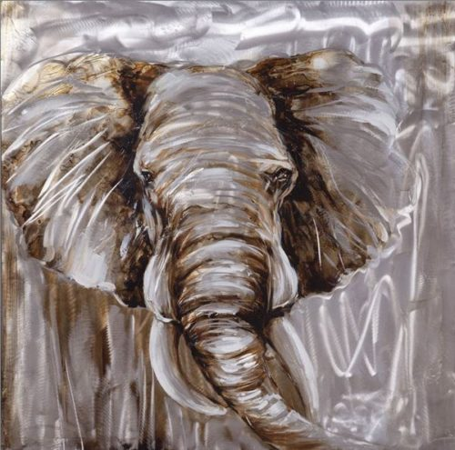 Cuadro de Elefante