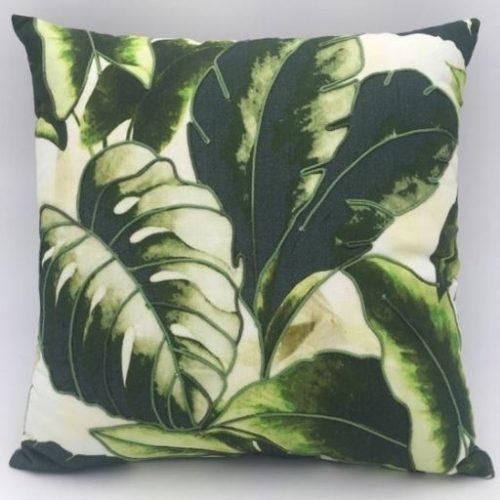 Cojines de algodón Jungle