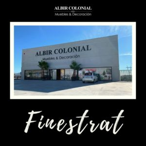 albir colonial finestrat