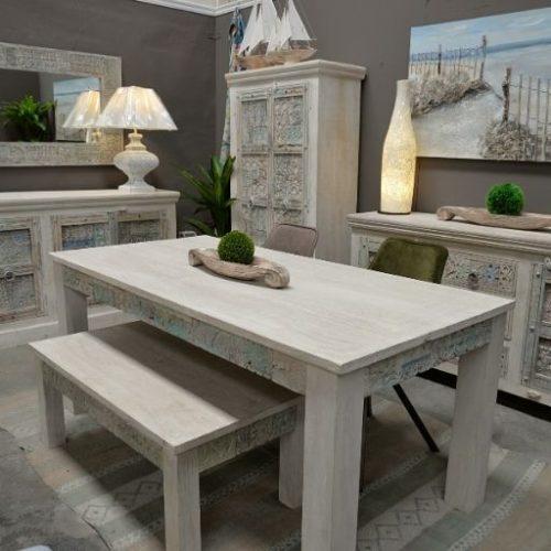 mesa de comedor Angkor