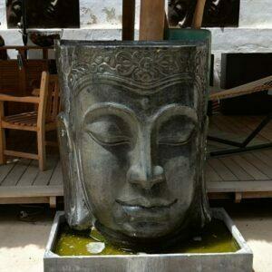 Fuente de Cabeza de Buda