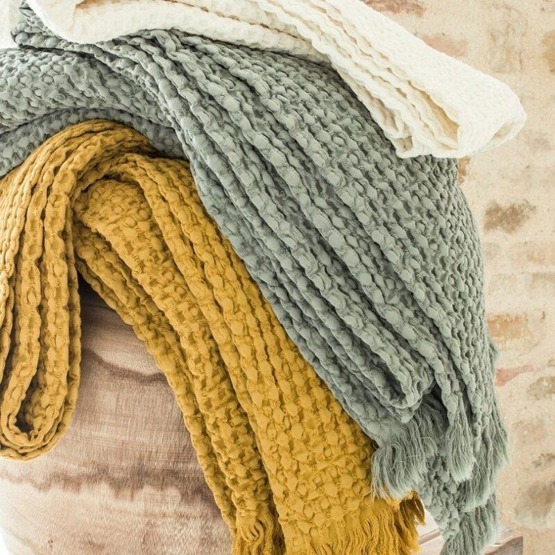 Plaid Tempo II de Harmony Textile