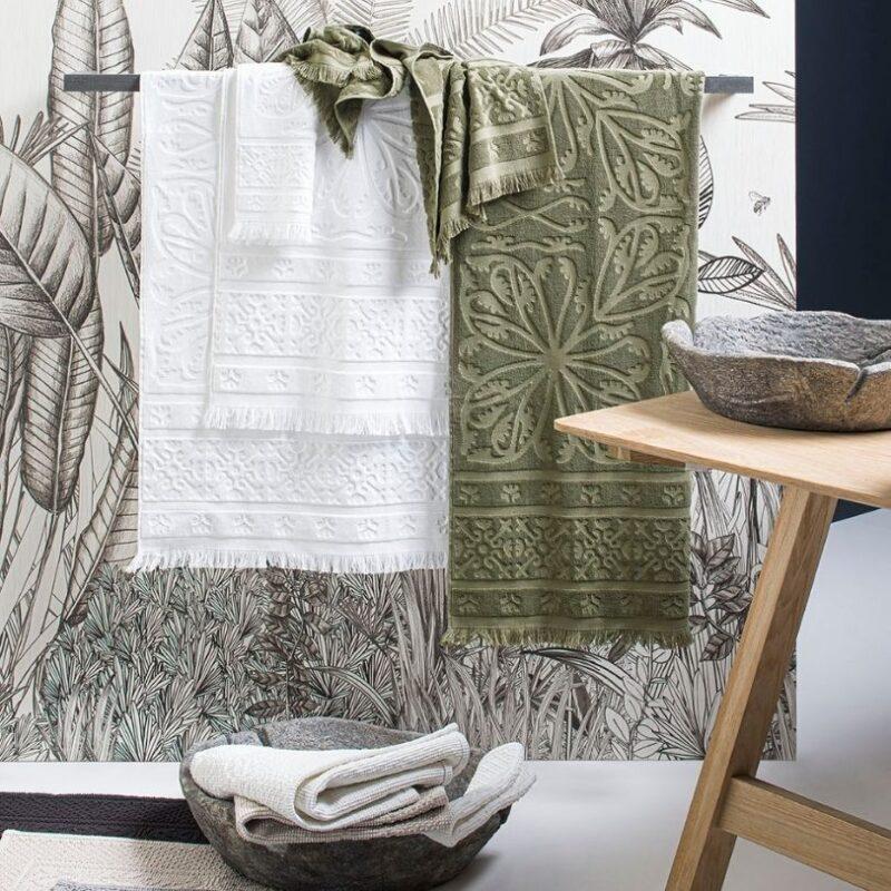 Toallas Sumatra de Harmony Textile