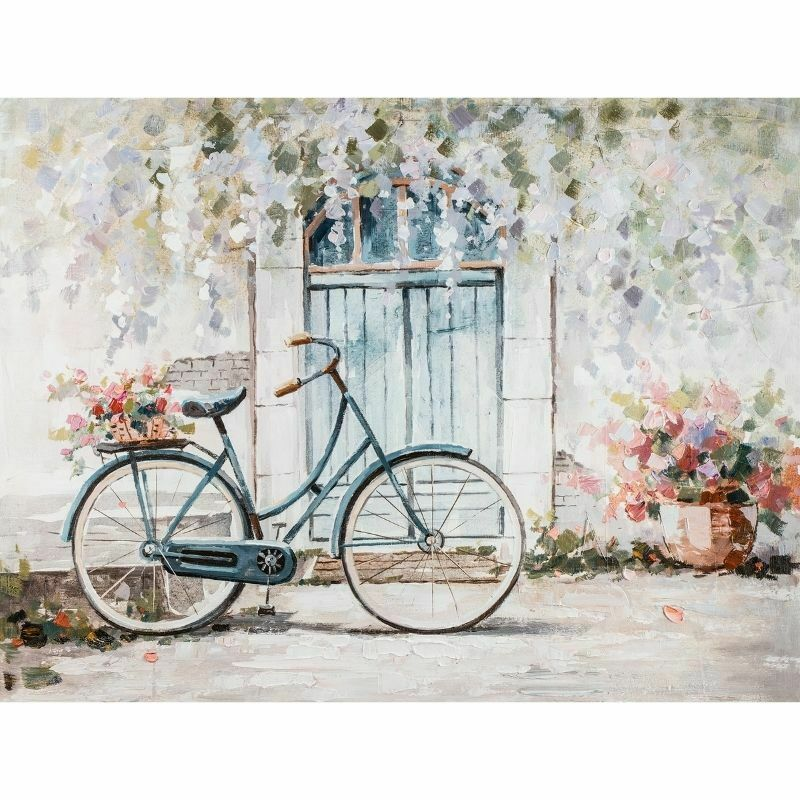 Cuadro de una Bicicleta