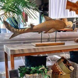 Tiburon de Madera